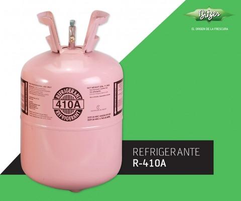 refrigerante R-410A